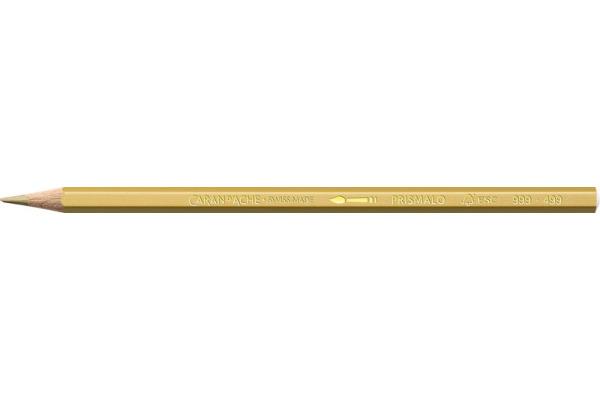 CARAN DACHE Farbstifte Prismalo 3mm 999.499 gold