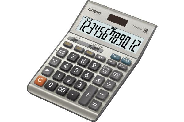 Casio DF-120BM Casio DF-120BM Tischrechner