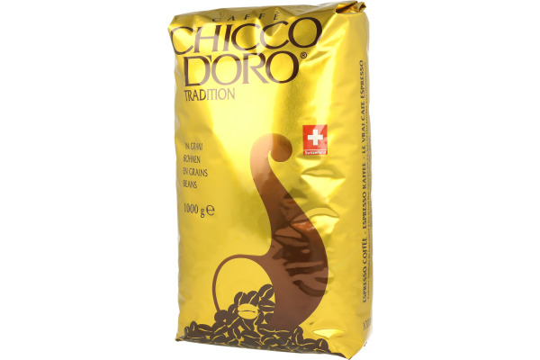 CHICCO D´ Kaffeebohnen 1kg 111000 Tradition
