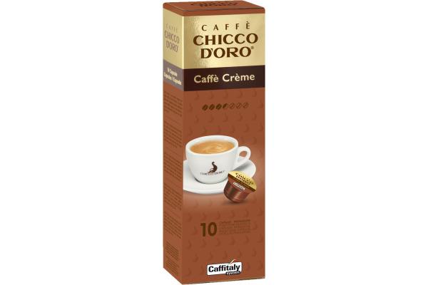 CHICCO DORO Kaffee Caffitaly 801997 Caffè...