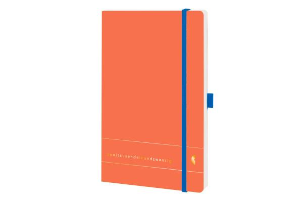 CHRONOPLA Chronobook Origins Elementary 50451Z.21 13.5x21cm 1W/2S, Lux Coral