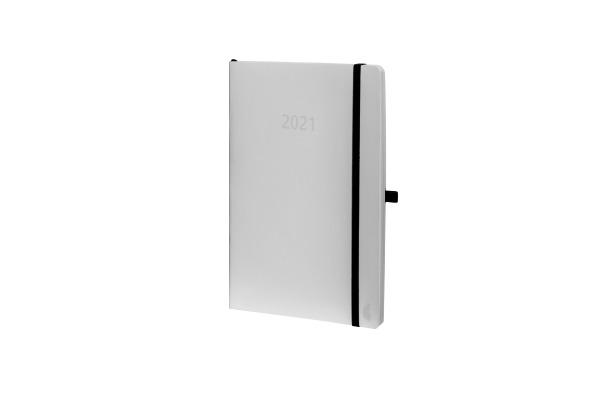 CHRONOPLA Black & White Edition 2021 50931Z.21 135x210mm, weiss, 1W/2S