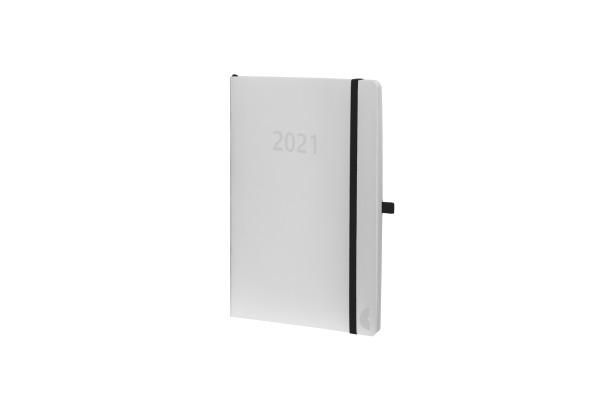 CHRONOPLA Black & White Edition 2021 50971Z.21 95x140mm, weiss, 1W/2S