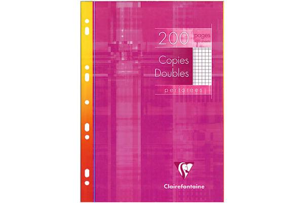 CLAIREFON RB-Einlagen A4 47122 5mm 100 Blatt