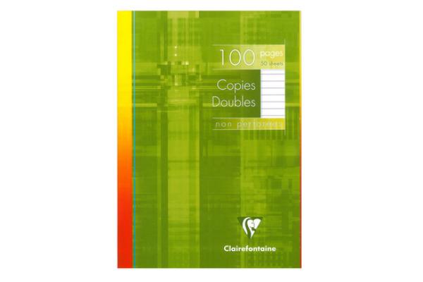 CLAIREFON Schreibpapier A4 5756 liniert 50 Blatt