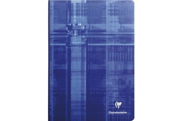 CLAIREFONTAINE Dos Toile Heft A4 69142 5 5 assortiert 96...