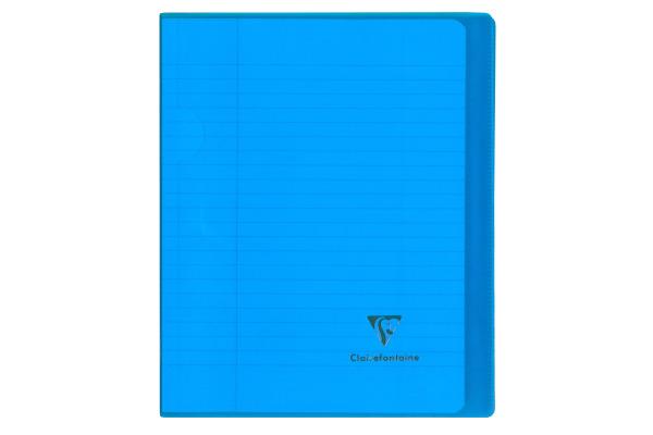 CLAIREFONTAINE Kover Book 17x22cm 951502C liniert 48 Blatt