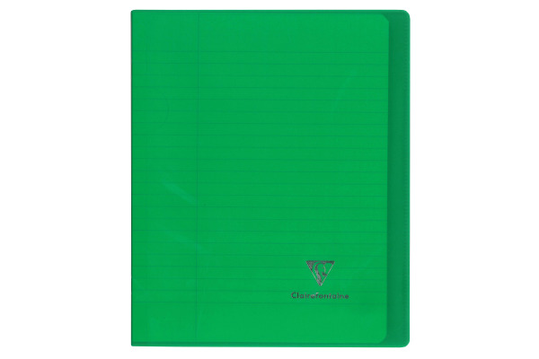 CLAIREFON Kover Book 17x22cm 951503C liniert 48 Blatt