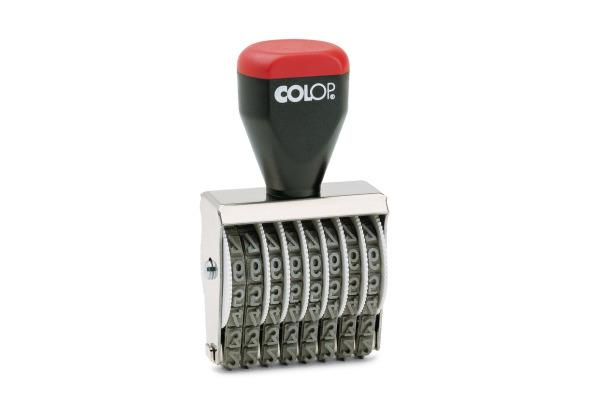 COLOP Ziffernstempel 5008 8-stellig