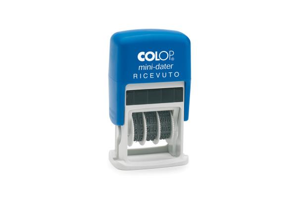 COLOP Datumstempel Ricevuto S160L2 1 4mm Italienisch