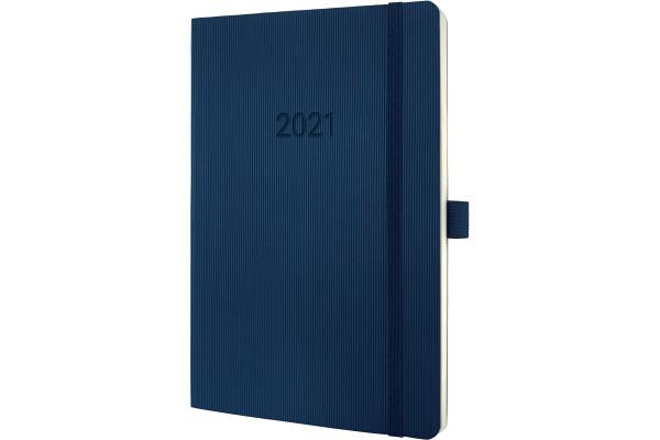 CONCEPTUM Wochenkalender 2021 C2132 midnight blue A5