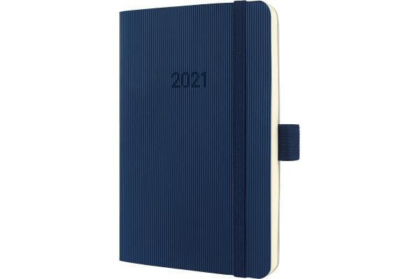 CONCEPTUM Wochenkalender 2021 C2133 midnight blue A6