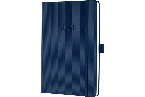 CONCEPTUM Wochenkalender 2021 C2162 midnight blue ca. A5