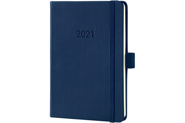 CONCEPTUM Wochenkalender 2021 C2163 midnight blue ca. A6