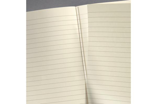 Sigel Conceptum Notizbuch CO 132 liniert A6 schwarz 194 Seiten