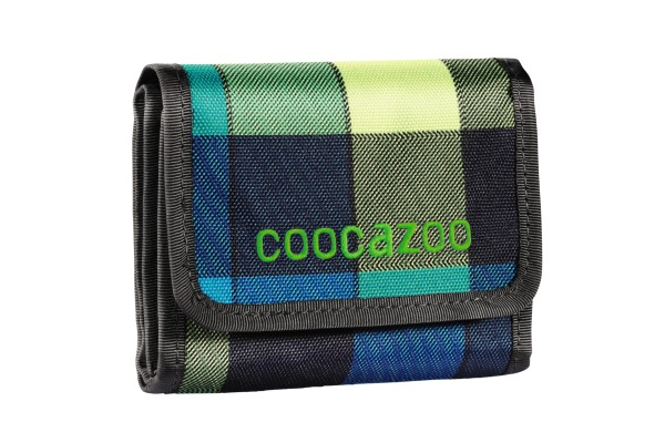 COOCAZOO Portemonnaie CashDash 129163 Lime District