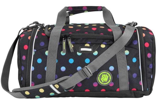 COOCAZOO Sporttasche SporterPorter 129906 Magic Polka Colorful