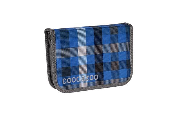 COOCAZOO Federmäppchen PenSam 129927 Hip To Be Square Blue