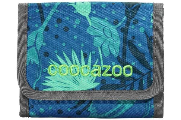 COOCAZOO Portemonnaie CashDash 183650 tropical blue