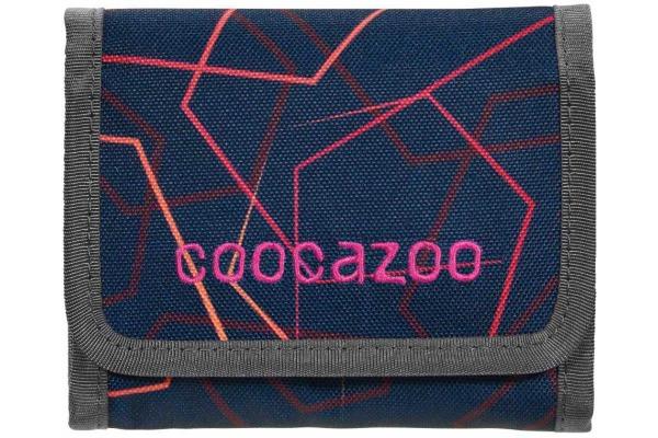 COOCAZOO Portemonnaie Cashdash 183896 Laserbeam Plum