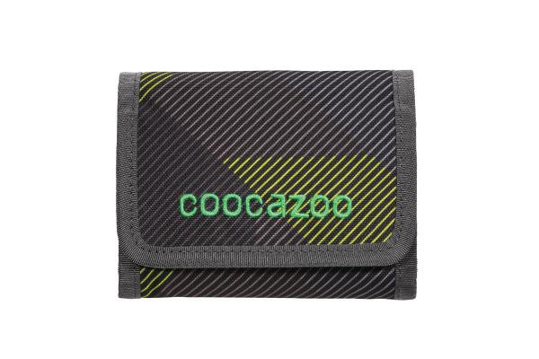 COOCAZOO Portemonnaie Cashdash 183928 Polygon Bricks Grey
