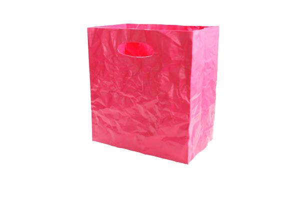 CRUMPLE-BOX Box Midi 231524667 23,3x15x24,4cm magenta