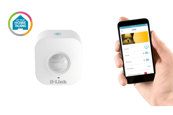 D-LINK mydlink Wifi Motion Sensor DCH-S150