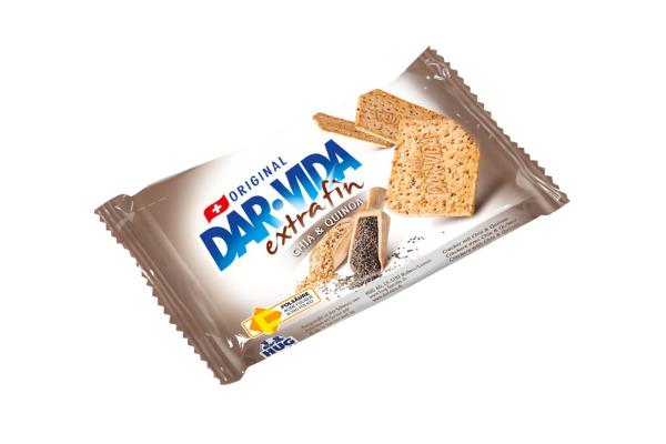 DAR-VIDA ExtraFin Chia&Quinoa 3012 46g