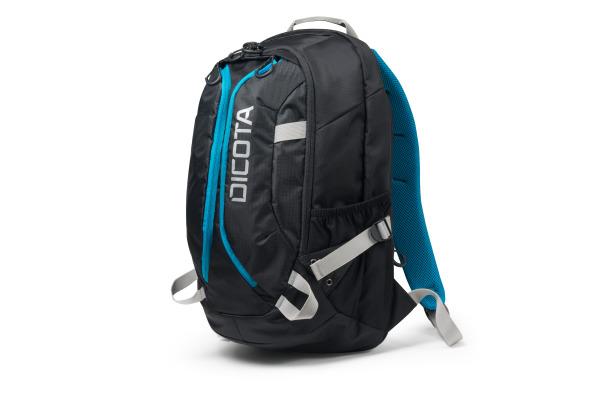 DICOTA Backpack Active 14-15,6 D31047 black/blue