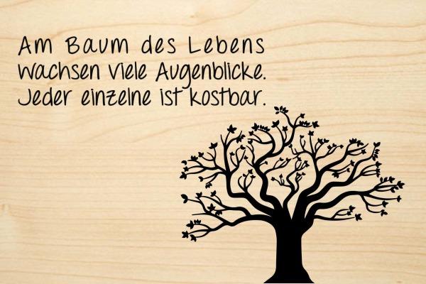 LASEREI Holzgrusskarte HGSC0109 Schön 09