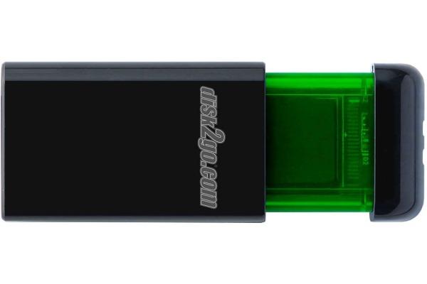DISK2GO USB-Stick qlik edge 256GB 30006725 USB 3.0