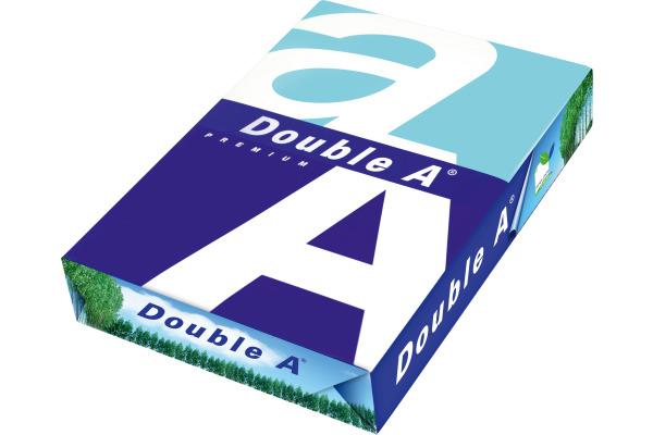 DOUBLE A Prestigemium Copy Paper A3 DOUBLE A 80g, weiss 500 Blatt