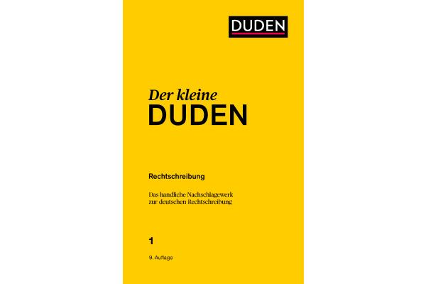 DUDEN Das kleine DE Wörterbuch 783411046690