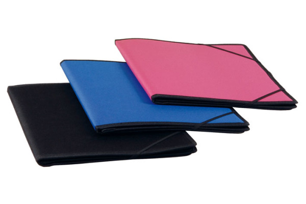 DUFCO Dokumentenmappe Soft-Touch A4 51500.03803 schwarz