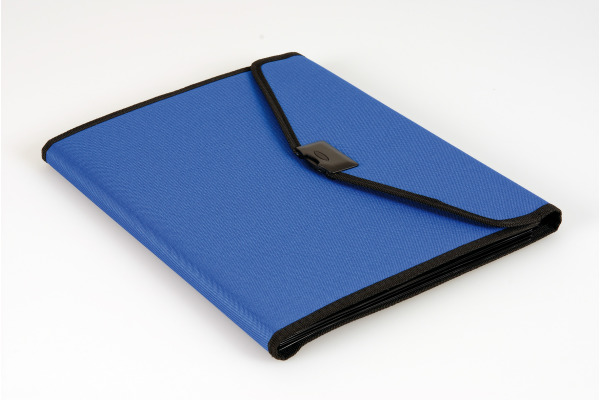 DUFCO Konferenzmappe A4 51500.03812 royalblau/schwarz