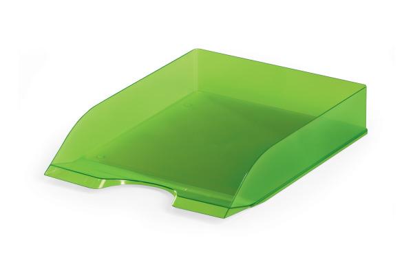 DURABLE Briefkorb Basic A4/C4 170167301 grün-transp.