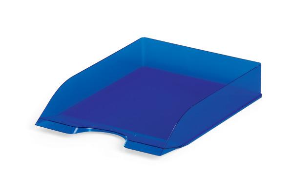 DURABLE Briefkorb Basic A4/C4 170167354 blau-transp.