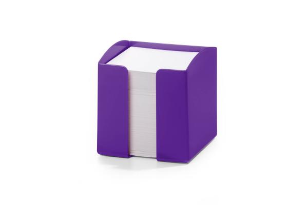 DURABLE Zettelbox Trend 90x90mm 1701682012 lila