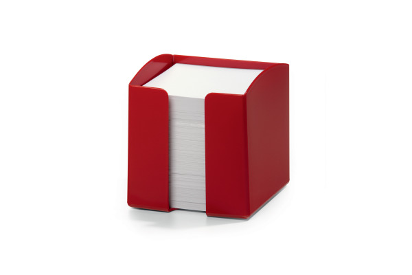 DURABLE Zettelbox Trend 90x90mm 170168208 rot