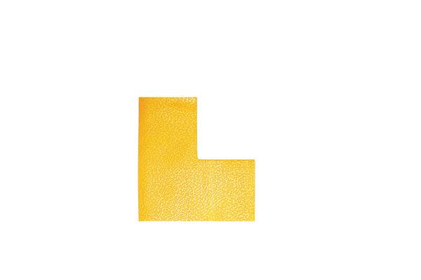 DURABLE Stellplatzmarkierung 170204 Form L,100x0,7x150mm,10 Stück