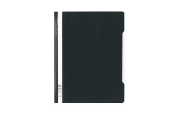 DURABLE Schnellhefter Standard PVC A4 2570/01 schwarz
