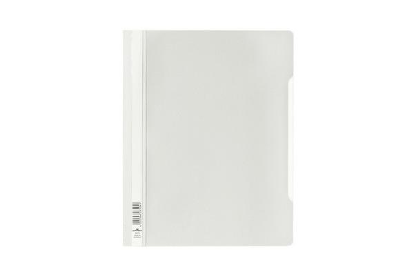 DURABLE Schnellhefter Standard PVC A4 2570/02 weiss