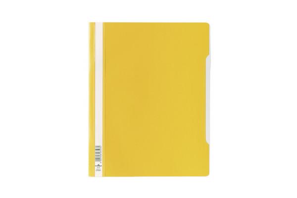 DURABLE Schnellhefter Standard PVC A4 2570/04 gelb
