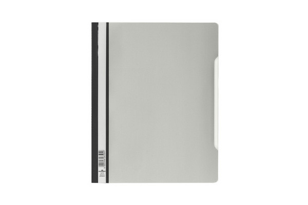 DURABLE Schnellhefter Standard PVC A4 2570/10 grau