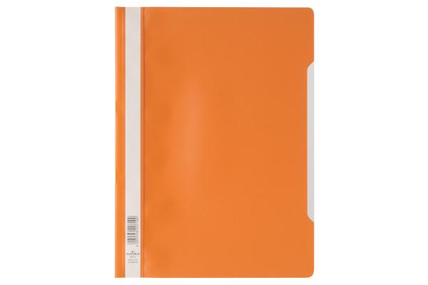 DURABLE Schnellhefter Standard PP A4 2573/09 orange