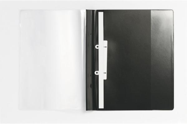 DURABLE Angebotsheft. DURAPLUS DE LUXE 2589/01 für 200 Blatt A4 schwarz