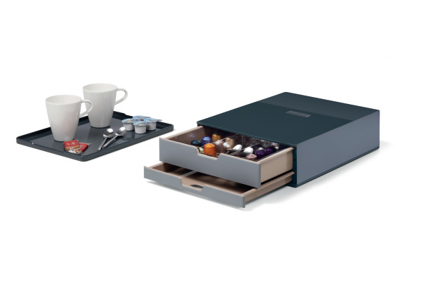 DURABLE Coffee Point Box S 338358