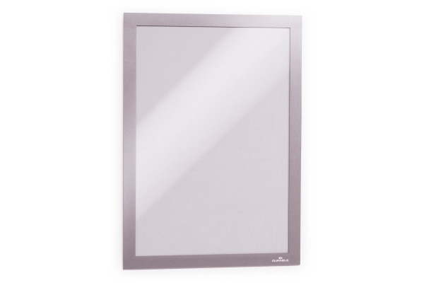 DURABLE Sichtfenster Duraframe 4872/23 silber,...