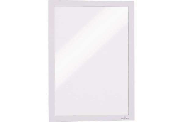 DURABLE Sichtfenster Duraframe 487202 weiss,...
