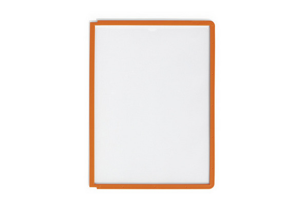 DURABLE Sichttafel SHERPA A4 5606/09 orange